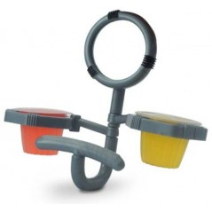 Double porte coupelles de fruits + miroir - Grizo 109657000 Grizo 3,40 € Ornibird