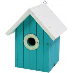 Nichoir toit blanc vert clair - Benelux 17002 Benelux 11,80 € Ornibird
