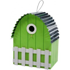 Nichoir toit courbé vert clair - Benelux 17011 Benelux 13,49 € Ornibird