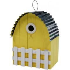 Nichoir toit courbé vert clair - Benelux 17013 Benelux 13,49 € Ornibird