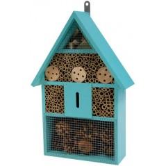 Hôtel d'insectes en bois vert clair - Benelux 17082 Benelux 11,80 € Ornibird