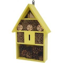 Hôtel d'insectes en bois vert clair - Benelux 17083 Benelux 11,80 € Ornibird