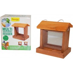 Maison d'alimentation multi feeder simple toit blanche - Benelux 17496 Benelux 14,60 € Ornibird