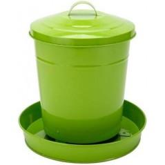 Mangeoire à trémie vert limon 4kg 24124 Benelux 19,99 € Ornibird