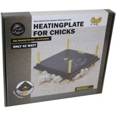 Heating plate 40 x 40 cm 42W 24130 Benelux 58,60 € Ornibird