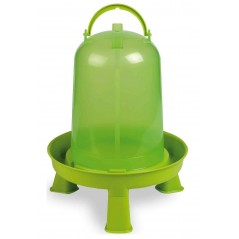 Trough on feet low-green courses 8 litres - Gaun 24367 Gaun 6,30 € Ornibird