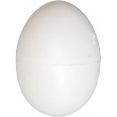 Oeuf factice en plastique pour poules 6 x 4 cm 24308 Benelux 0,36 € Ornibird