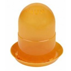 Mangeoire basse-cours Orange 2kg - Benelux 24359 Benelux 3,20 € Ornibird