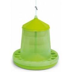 Mangeoire basse-cours vert 12kg - Gaun 24387 Benelux 18,75 € Ornibird