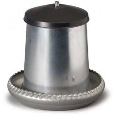 Mangeoire à trèmie en métal avec couvercle 8L - Benelux 2470 Benelux 14,99 € Ornibird