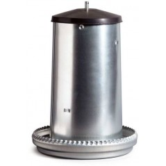 Mangeoire à trèmie en métal avec couvercle 8L - Benelux 2471 Benelux 21,69 € Ornibird