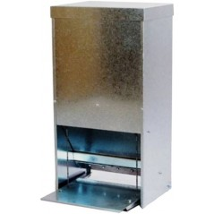 Mangeoire automatique galvanisée 20kg 2489 Benelux 53,55 € Ornibird