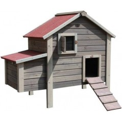 Poulailler en bois Country Club 34174 Benelux 119,95 € Ornibird