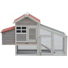 Poulailler en bois Country Club 34175 Benelux 129,95 € Ornibird