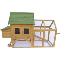 Poulailler en bois Country Club 34176 Benelux 249,95 € Ornibird