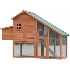Poulailler en bois Country Club 34180 Benelux 159,95 € Ornibird