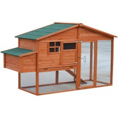 Poulailler en bois Country Club 34182 Benelux 264,95 € Ornibird
