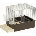 Cage pour Oiseaux de Chant 24,5 x 16 x 20,5 cm