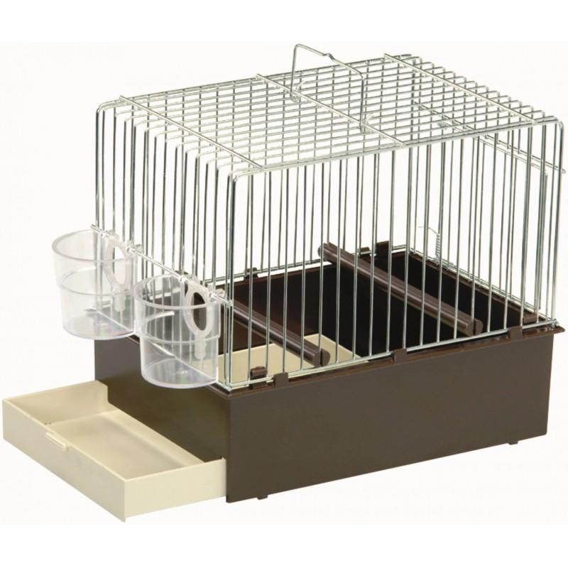 Cage pour Oiseaux de Chant 24,5 x 16 x 20,5 cm 14760 2G-R 16,95 € Ornibird