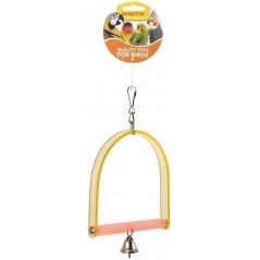 Perche en acrylique avec cloche 14030 Benelux 4,45 € Ornibird