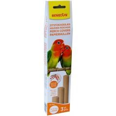 3 couvre-perchoirs sablés pour oiseaux - Benelux 16122 Benelux 0,95 € Ornibird