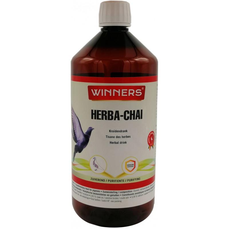 Herba-Chai, herbal tea herbs 1L - Winners 81155 Winners 16,25 € Ornibird