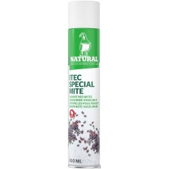 ITEC Spray special mite, contre les poux rouges 500ml - Natural Pigeons 200100 Natural 15,75 € Ornibird