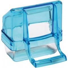 Mangeoire Magic Bleu avec tiroir - S.T.A. Soluzioni M038A/T S.T.A. Soluzioni 1,95 € Ornibird