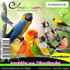 Arachides non Décortiquées au kg - Ornibird 103003110/kg Grizo 5,18€ Ornibird