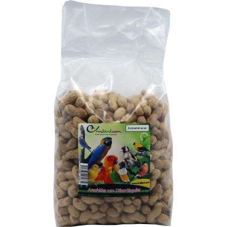 Unshelled peanuts per kg