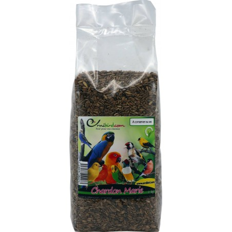 Seeds of milk Thistle per kg 498160/kg Versele-Laga - Oropharma 4,23 € Ornibird