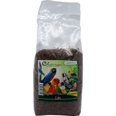 Flax seeds to the kg 103039250/kg Grizo 1,90 € Ornibird
