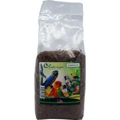 Vlas zaden in kg 103039250/kg Grizo 1,90 € Ornibird