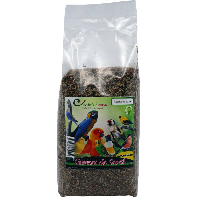 Seeds of health-kg - Deli-Nature (Beyers) 006593/kg Deli-Nature 2,60 € Ornibird