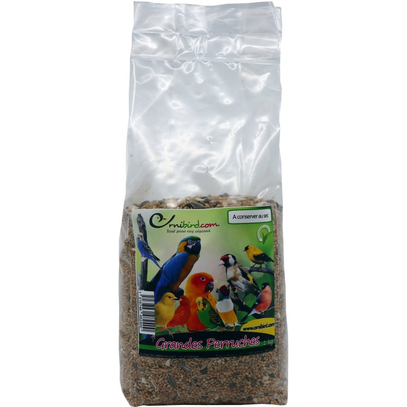 Mix large parakeets in the kg - Deli-Nature (Beyers) 006469/kg Deli-Nature 2,09 € Ornibird