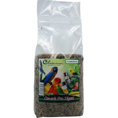 ORNIBIRD - CANARIES PRO DIGEST in kg, mixing high quality for the canaries - Deli-Nature