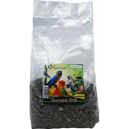 Sunflower striate at the kg - Grizo 103087120/kg Grizo 2,35 € Ornibird