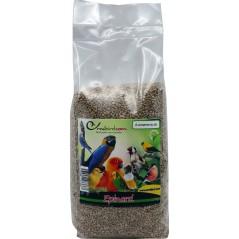 Graines d'Epinard au kg - Ornibird 103072250/kg Grizo 1,95 € Ornibird