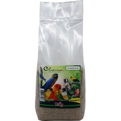 Teffy, seeds, energy to avoid the bird to fatten up 1kg 22003/kg Foniogold 11,68 € Ornibird