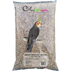 Grandes perruches - Ornibird, mélange pour grandes perruches 20kg 700122 Private Label - Ornibird 16,81€ Ornibird