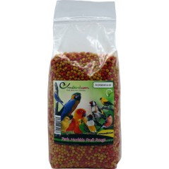 Pearl Morbid Red Fruit 800gr - Ornitalia