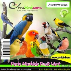 Perle Morbide fruit vert - Ornitalia 103111000 Ornitalia 10,07€ Ornibird