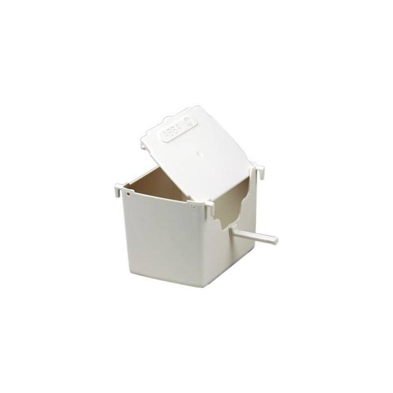 Nid en plastique pour exotiques Raffaello - S.T.A. Soluzioni N015BG S.T.A. Soluzioni 3,25 € Ornibird
