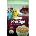 Perruches Ondulées, mélange de graines enrichi en granulés VAM 800gr - Prestige Premium