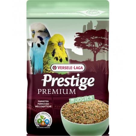 Perruches Ondulées, mélange de graines enrichi en granulés VAM 800gr - Prestige Premium 421699 Prestige 3,99 € Ornibird