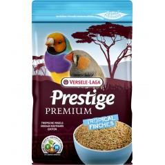 Oiseaux Exotiques 800gr, mélange de graines enrichi en granulés VAM - Prestige Premium 421512 Prestige 3,99 € Ornibird
