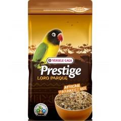African Parakeet Mix 1kg, mélange de graines + granulés VAM - Perruches Africaines - Prestige Loro Parque 422220 Prestige 4,9...