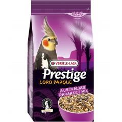 Australian Parakeet Mix 2,5kg, mélange de graines + granulés VAM - Perruches Australiennes - Prestige Loro Parque 422225 Pres...
