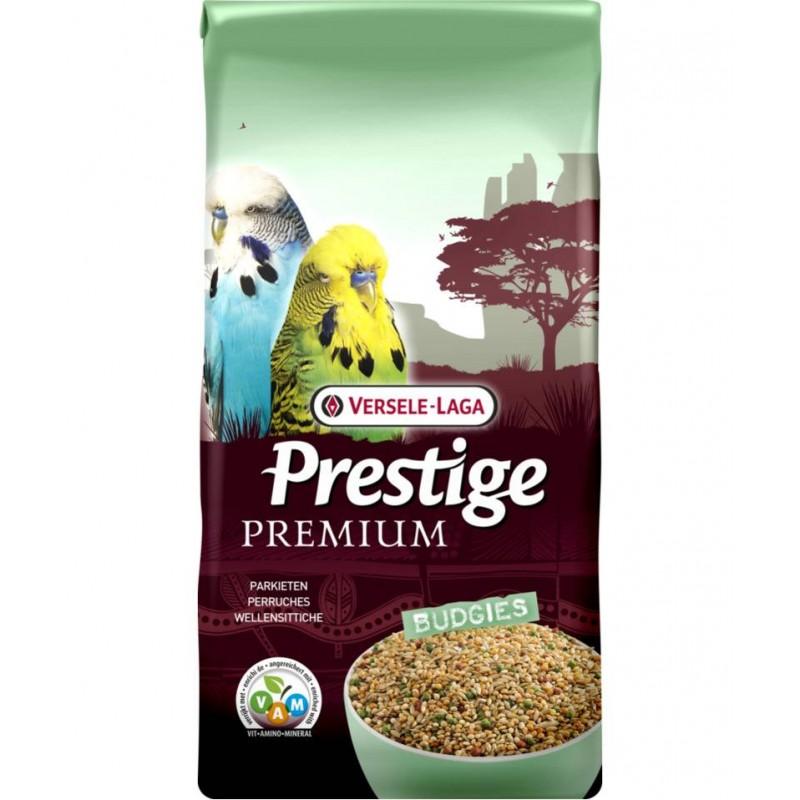 Perruches Ondulées 20kg, mélange de graines enrichi en granulés VAM - Prestige Premium 421701 Prestige 32,97 € Ornibird