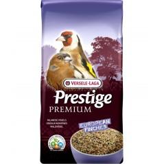 Pinsons de Concours Triumph 20kg, mélange de graines enrichi en granulés VAM - Oiseaux Indigènes - Prestige Premium